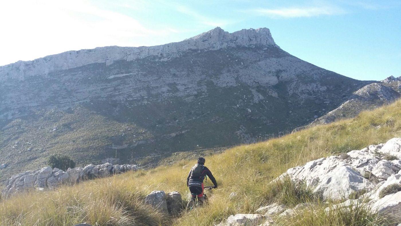 Cliclismo en Invierno en Mallorca